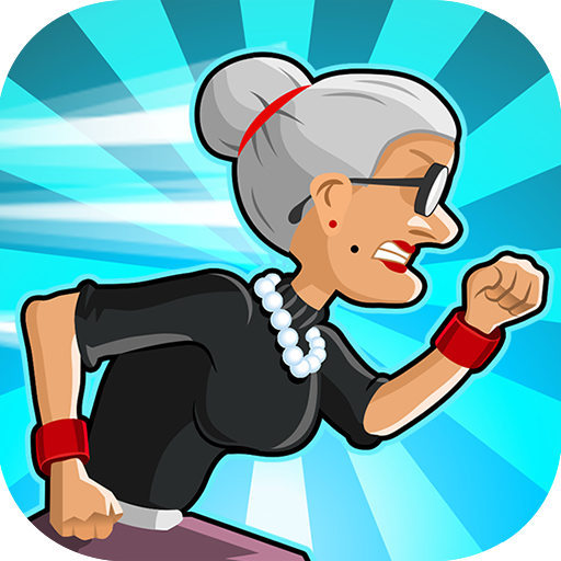 Angry Gran Run – Running Game MOD Unlimited Money 2.7.0