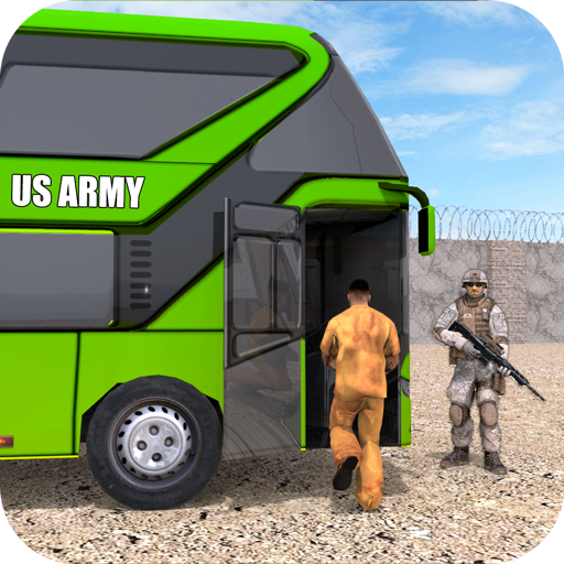 Army Bus Driver US Military Coach Simulator 3D MOD Unlimited Money 0.1