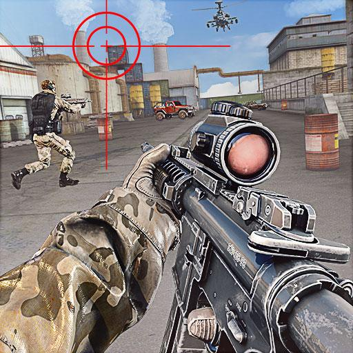 Army Commando New Game Fps Game 2020 MOD Unlimited Money 0.3