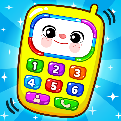 Baby Phone for toddlers – Numbers Animals Music MOD Unlimited Money 2.1