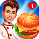 COOKING CRUSH Cooking Games Craze Food Games MOD Unlimited Money 1.1.3