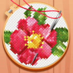 CROSS-STITCH COLORING BOOK MOD Unlimited Money 0.0.127