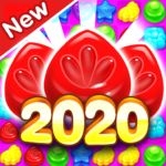 Candy Bomb Fever – 2020 Match 3 Puzzle Free Game MOD Unlimited Money 1.3.6