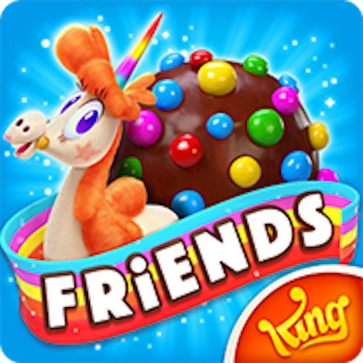 Candy Crush Friends Saga MOD Unlimited Money 1.36.5