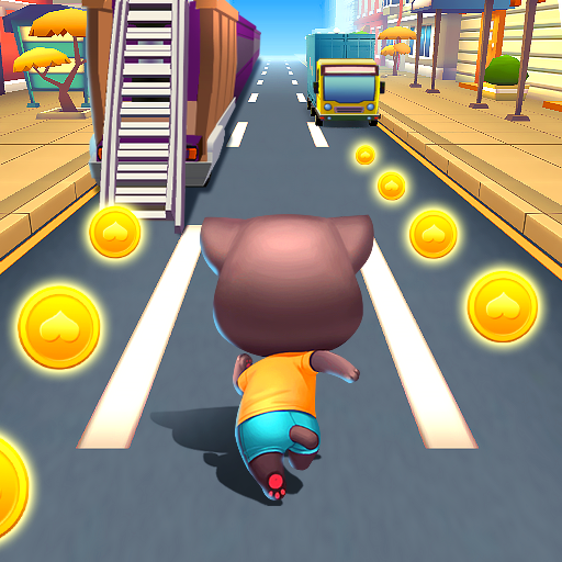 Cat Runner Decorate Home MOD Unlimited Money 3.2.6