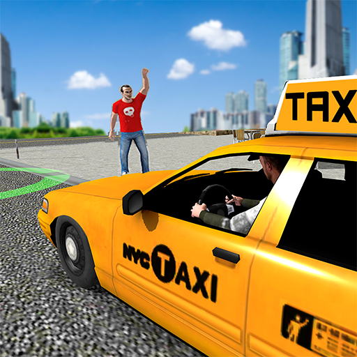 City Taxi Driving simulator online Cab Games 2020 MOD Unlimited Money 1.41