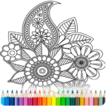 Coloring Book for Adults MOD Unlimited Money 7.1.4