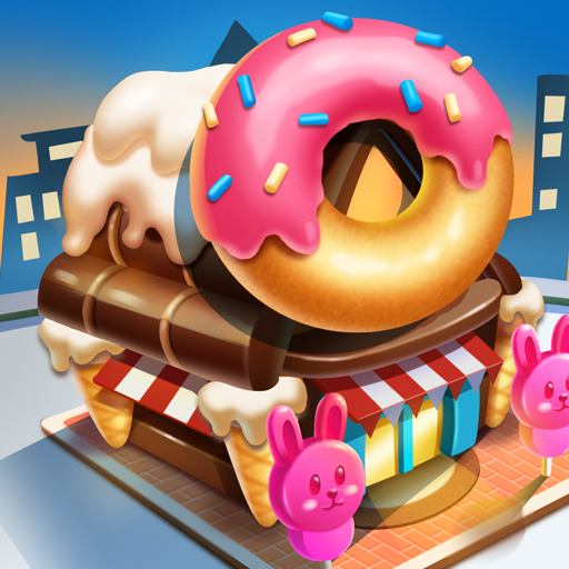 Cooking City crazy chef s restaurant game MOD Unlimited Money 1.66.5009