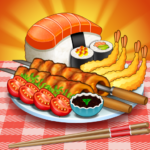 Cooking Max – Mad Chefs Restaurant Games MOD Unlimited Money 1.0.3