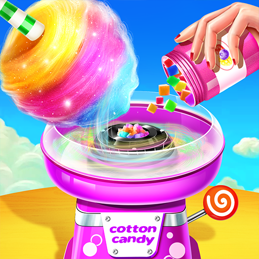 Cotton Candy Shop – Cooking Game MOD Unlimited Money 5.1.5000