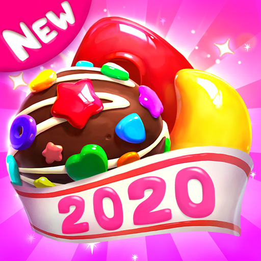 Crazy Candy Bomb – Sweet match 3 game MOD Unlimited Money 4.4.19
