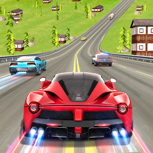 Crazy Car Traffic Racing Games 2020 New Car Games MOD Unlimited Money 7.0.9