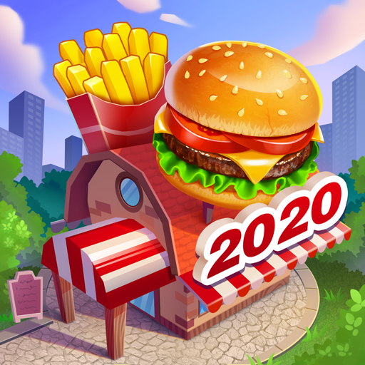 Crazy Chef Fast Restaurant Cooking Games MOD Unlimited Money 1.1.32