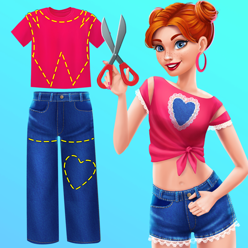 DIY Fashion Star – Design Hacks Clothing Game MOD Unlimited Money 1.1.9