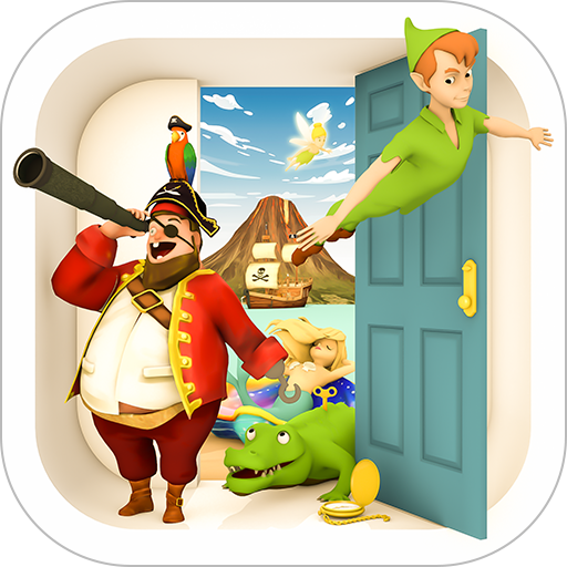 Escape Game Peter Pan Escape from Neverland MOD Unlimited Money 1.2.2