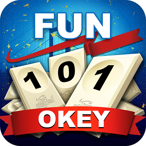 Fun 101 Okey MOD Unlimited Money 1.8.352.372