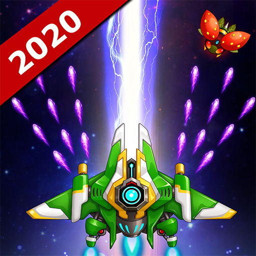 Galaxy Invader Space Shooting 2020 MOD Unlimited Money 1.48