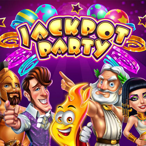 Jackpot Party Casino Games Spin FREE Casino Slots MOD Unlimited Money 5014.00