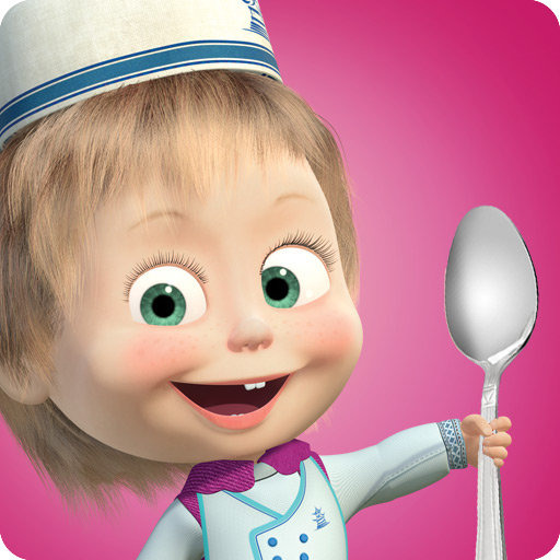 Masha and Bear Cooking Dash MOD Unlimited Money 1.3.0
