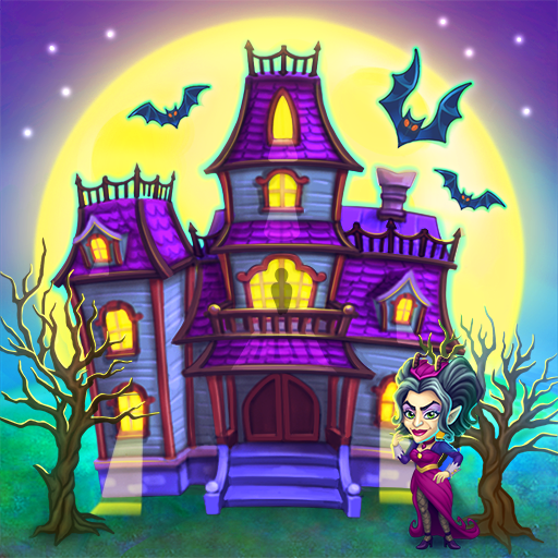 Monster Farm Happy Ghost Village Witch Mansion MOD Unlimited Money 1.50