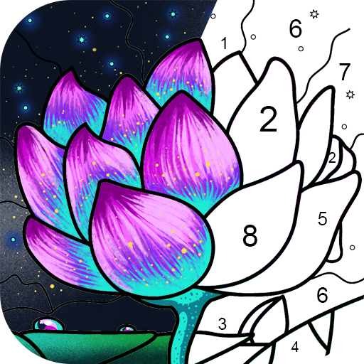 Paint By Number – Free Coloring Book Puzzle Game MOD Unlimited Money 2.18.0