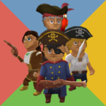 Pirates party 2 3 4 players MOD Unlimited Money 2.11
