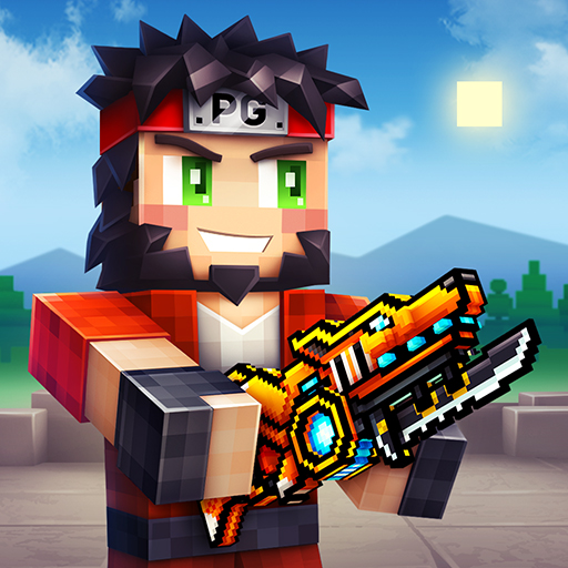 Pixel Gun 3D FPS Shooter Battle Royale MOD Unlimited Money 17.6.1