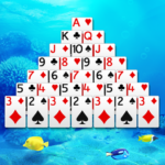 Pyramid Solitaire MOD Unlimited Money 2.9.499