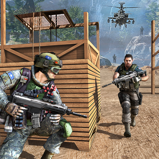 Real Commando Secret Mission – Free Shooting Games MOD Unlimited Money 10.0