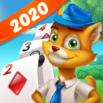 Solitaire Forest Rescue MOD Unlimited Money 2.0.08