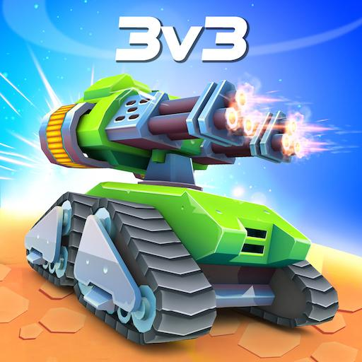 Tanks A Lot – Realtime Multiplayer Battle Arena MOD Unlimited Money 2.50