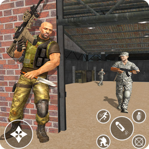 The Immortal squad 3D Ultimate Gun shooting games MOD Unlimited Money 3.8.6