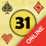 Thirty-One 31 Blitz – Card Game Online MOD Unlimited Money 2.76