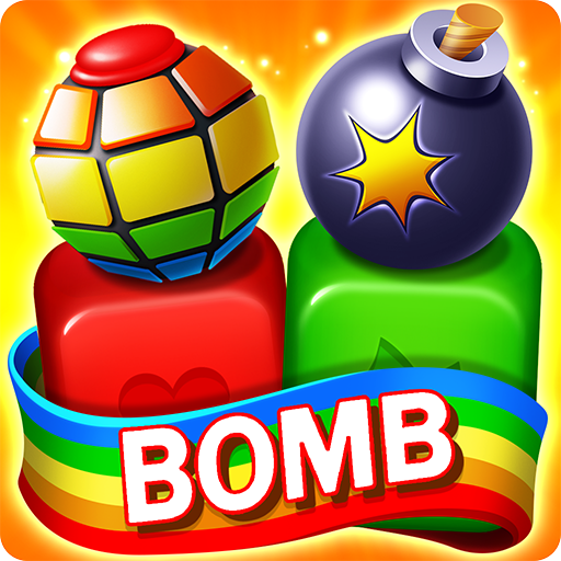 Toy Bomb Blast Match Toy Cubes Puzzle Game MOD Unlimited Money 3.30.5009