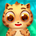 Animatch Friends – cute match 3 Free puzzle game MOD Unlimited Money 0.32.1