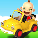 Baby Car Fun 3D – Racing Game MOD Unlimited Money 11