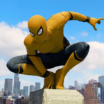 Spider Rope Hero – Gangster New York City MOD Unlimited Money 1.0.8