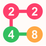 2 For 2 Connect the Numbers Puzzle MOD Unlimited Money 2.0.9