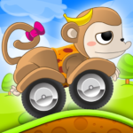 Animal Cars Kids Racing Game MOD Unlimited Money 1.6.0