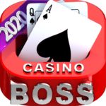 Boss Poker Texas Holdem Blackjack Baccarat MOD Unlimited Money 3.82