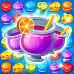 Candy Match 3 Puzzle Sweet Monster MOD Unlimited Money 1.2.7