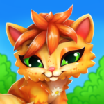 Cats Magic Dream Kingdom MOD Unlimited Money 1.4.141788
