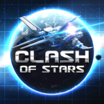 Clash of Stars Strategy Space Game MOD Unlimited Money 4.4.0