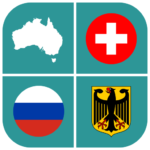 Geography Quiz – flags maps coats of arms MOD Unlimited Money 1.5.4
