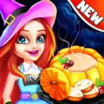 Halloween Cooking Chef Madness Fever Games Craze MOD Unlimited Money 1.4.3