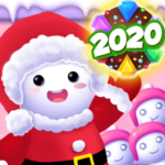 Ice Crush 2020 -A Jewels Puzzle Matching Adventure MOD Unlimited Money 3.2.0