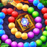 Marble Dash-Jungle Marble Game MOD Unlimited Money 1.1.612