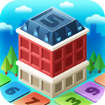 My Little Town Number Puzzle MOD Unlimited Money 2.8