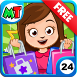 My Town Shopping Mall Free MOD Unlimited Money 1.02
