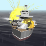 Ships of Glory Online Warship Combat MOD Unlimited Money 2.51